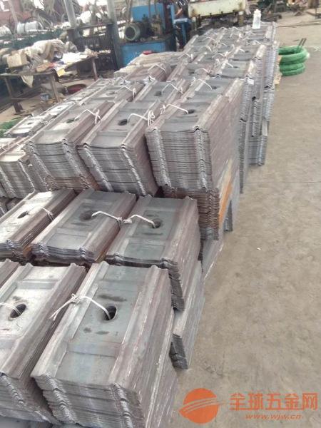 煤矿用短护板
