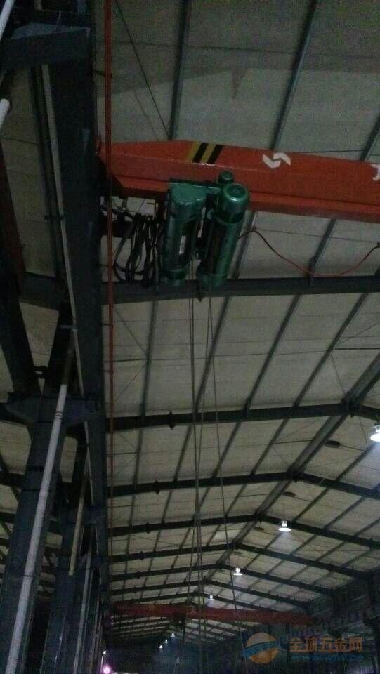 电动葫芦不锈钢抓斗起重机