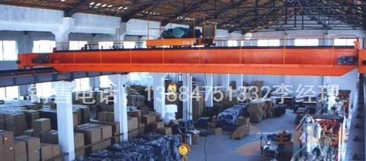 LH型葫芦双梁桥式起重机