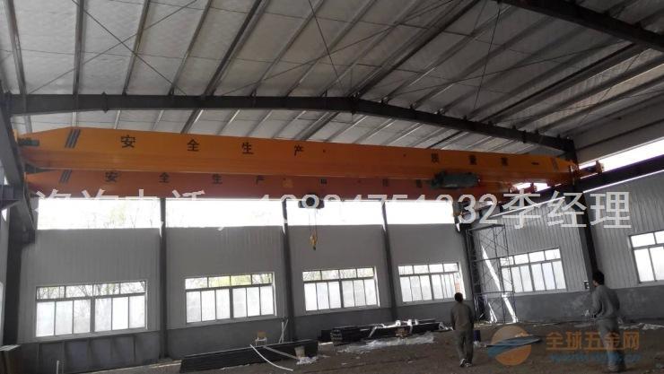 5吨电动葫芦单梁桥式起重机