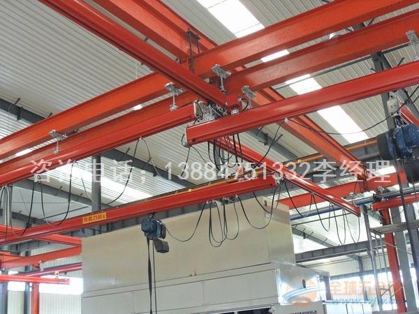 300公斤柔性单轨吊