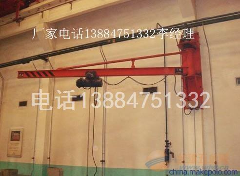 1吨墙壁式悬臂吊图片