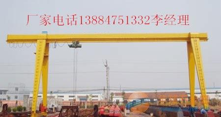上海10吨电动葫芦龙门吊厂家