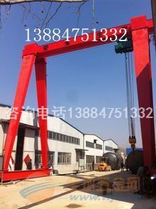 贵州5吨电动葫芦单梁龙门吊质量哪家好