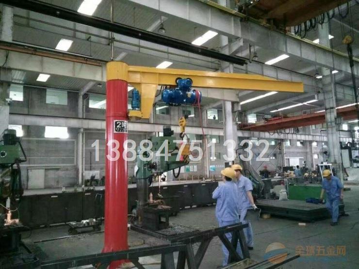 天津市站柱式旋转起重机厂家