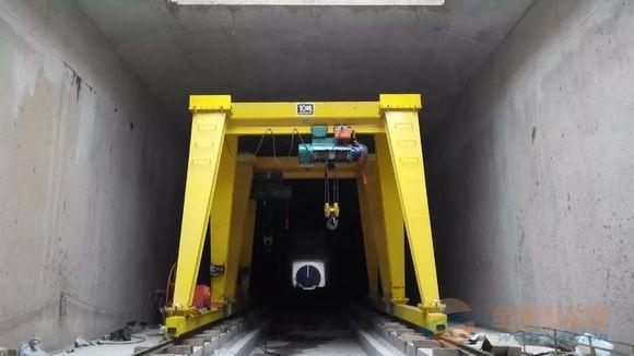 隧道工程用龙门吊厂家