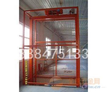 2吨电动葫芦货梯厂家价格