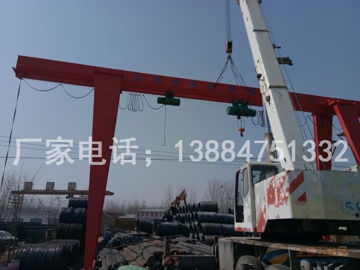 菏泽地区10吨电葫芦龙门吊价格