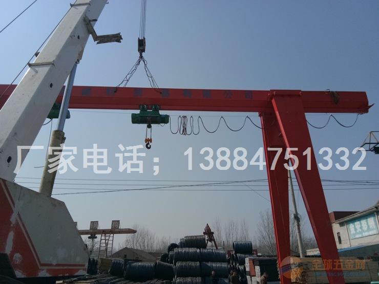 10吨包厢型电动葫芦龙门吊多少钱