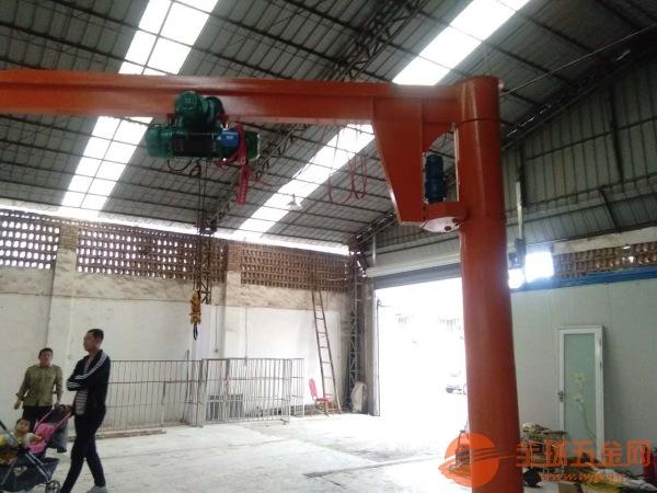 采购10吨BZD单臂吊多少钱一台
