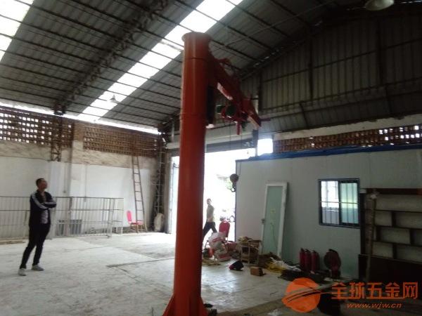 山东立柱式摆臂吊专业制造品质可靠