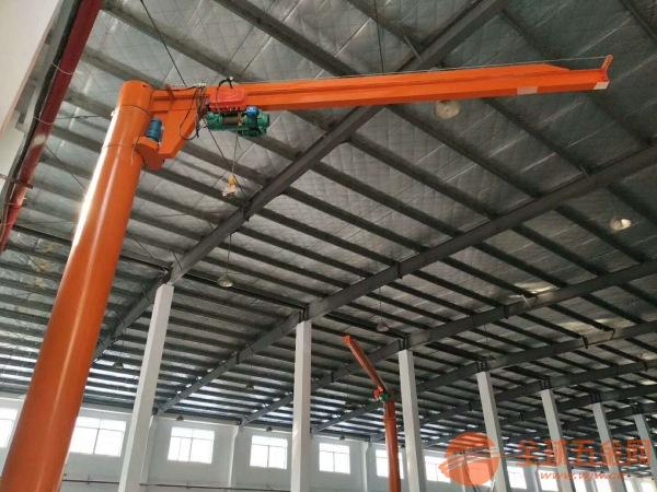 湖北BZD柱式单臂吊供应厂商技术力量雄厚