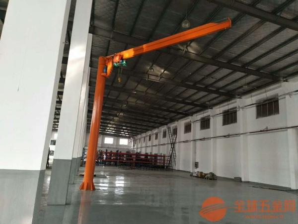 山东厂家小型起重机旋转吊多少钱一台