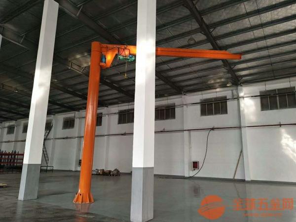 威海旋转式单臂吊订制厂家质优价廉