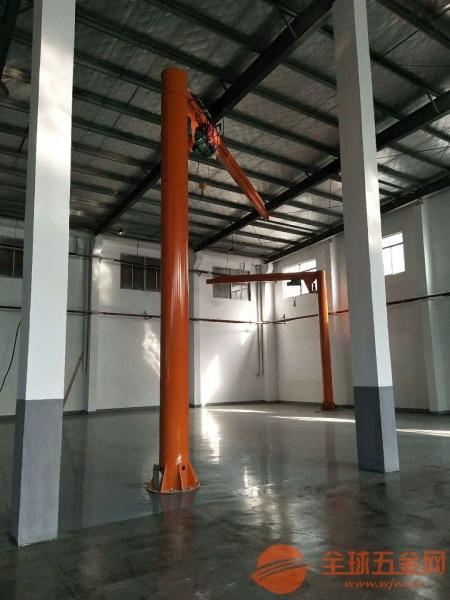 山东哪家公司可以定制转动式悬臂吊