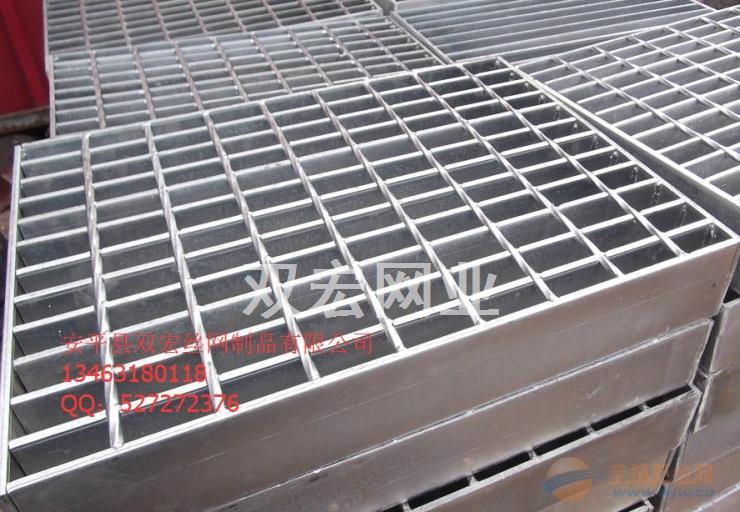 汕头钢格板厂家 热镀锌格栅板 镀锌平台板销售