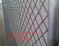 厂家销售钢丝菱形网护栏 热镀锌菱形网