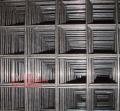 厂家现货供应钢丝网片 钢丝格栅网 黑丝网片