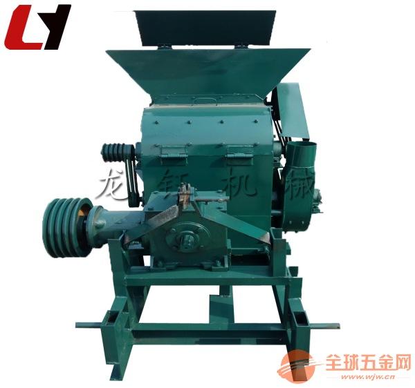 龙钰机械玉米秸秆粉碎机 可定做大方口自动进料粉碎机