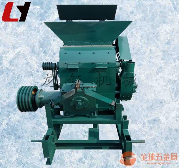 自动扒料粉碎机生产厂多用途稻草自动进料粉碎机