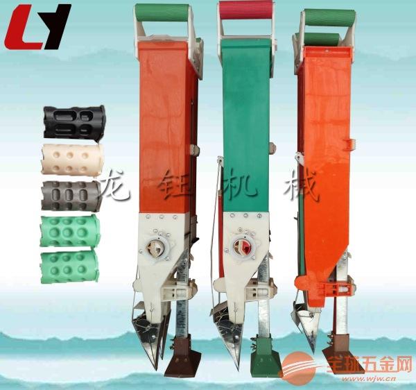 高产量微型花生播种机 可定做手提式施肥机