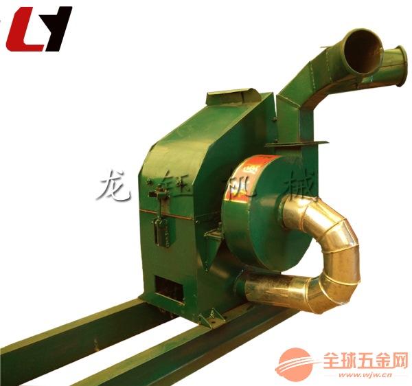 柴油机带青贮玉米秸秆粉碎机420型牧草饲料粉碎机厂家