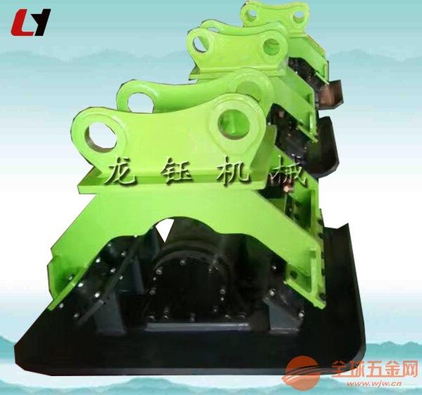 厂家直销卡特挖掘机液压振动夯实设备 挖掘机液压振动夯