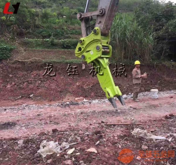 生產直銷挖機土方松土器_挖掘機單齒松土器