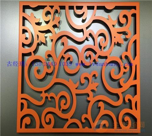建筑外墙装饰镂空铝幕墙板装饰材料生产厂家