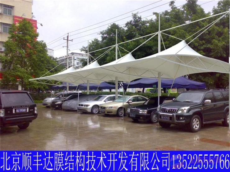 唐山市充电桩车棚