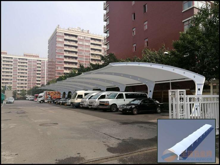北京膜结构车棚供应