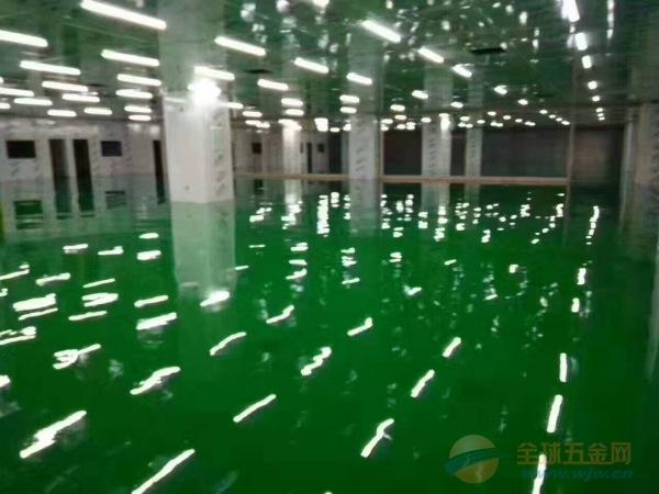 平泉厂房绿色地坪漆停车场防滑地坪漆止滑坡道地坪漆