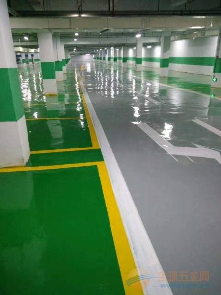 广宗厂房环氧地坪车间自流平地坪漆停车场防滑地坪漆