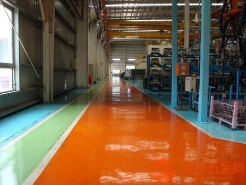 岳阳厂房装修地坪漆施工需要注意什么