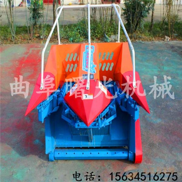 拖拉机拖挂玉米收获机 小型玉米收获机 高品质机器