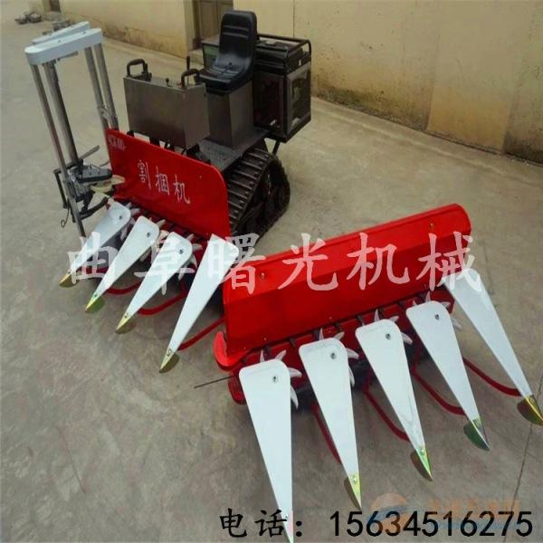 直供高效率 水稻割捆小麦割捆机 山东曲阜厂家直销机器