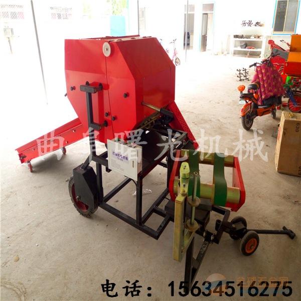 供应全国养殖场草料青贮设备 全自动半自动青贮打捆包膜