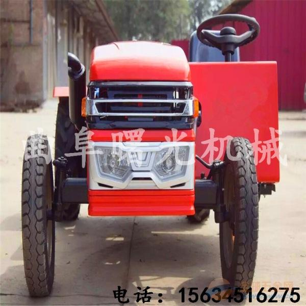 供应多功能果园管理机四轮拖拉机多型号马力四轮旋耕机