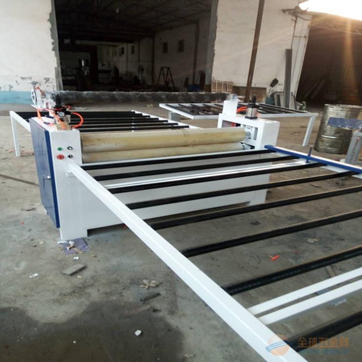 自动大板覆膜机 片材玻璃覆膜贴膜机 玻璃铝板贴膜机