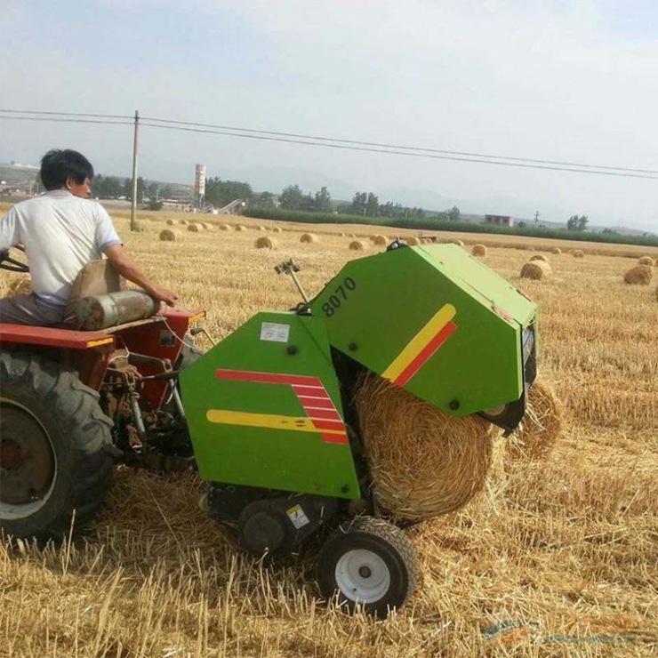 秸秆捡拾打捆机价格 牧草捡拾打捆机厂家