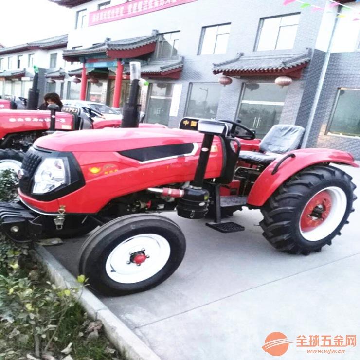 国补农用四轮拖拉机 常发四驱爬行档拖拉机旋耕机