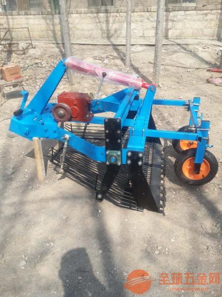 黄石 保静音挖蒜机 小四轮拖拉机