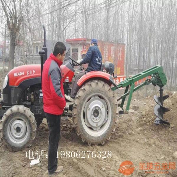 遵义 批发各种直径农用地钻机 适应各种地形地钻机