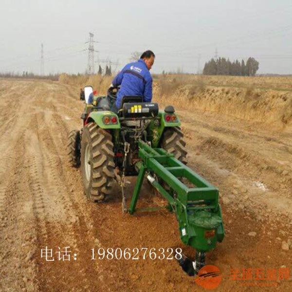 长沙 全优打孔机 果树施肥打坑机