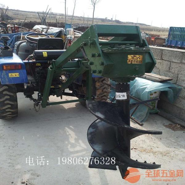 上饶 葡萄埋肥挖坑机 植树造林挖坑机