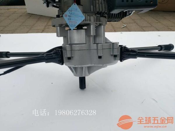 安庆 四冲程移动轮快速挖坑机 小型单人操作打坑机