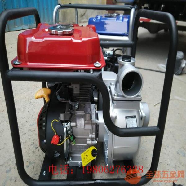 商丘 电启动柴油机抽水泵 4寸灌溉抽水泵