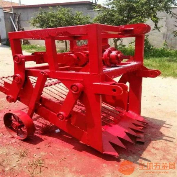 建平县 党参深挖机拖拉机 山坡地药材收获机