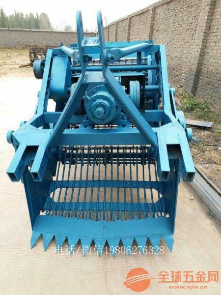 铁法 拖拉机小型收获机 厂家定做药材深挖机