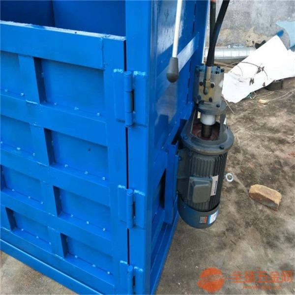 吴忠 多功能打包机 双缸小型纸壳液压打包机